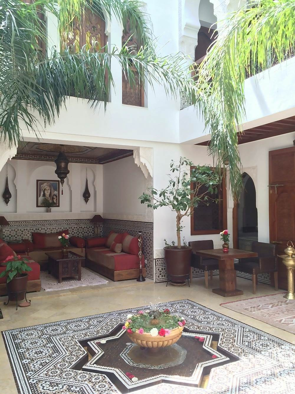 Riad Viva Luxury Hotel Riad In Marrakech Overlooking The Private